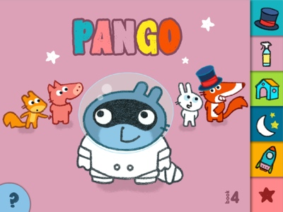 Pango is Dreaming